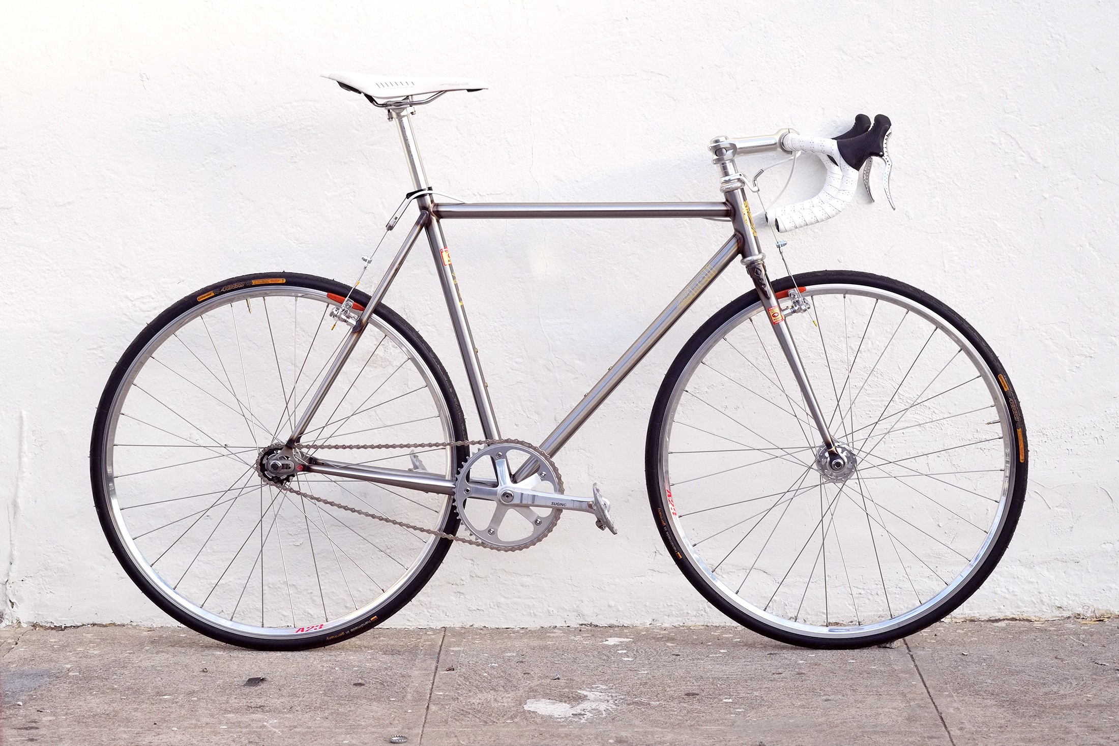 Dating cinelli frame